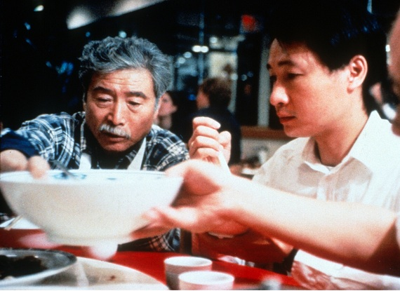 Pushing Hands, Director Ang Lee, Film