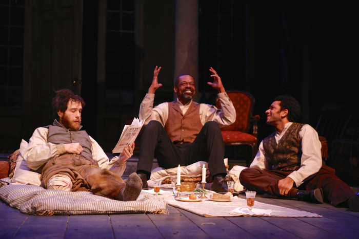 Whipping Man, Syracuse Stage, Regional Theater 2
