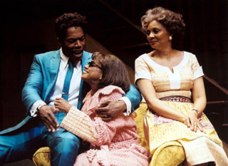 Michael McElroy, Marva Hicks and Leslie Uggams photo credit: Joan Marcus