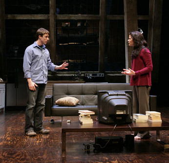 Dying City, Hartford Center Stage, Regional Theater